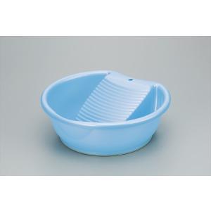 イノマタ化学 洗濯桶 ラブウォッシュ パールブルー