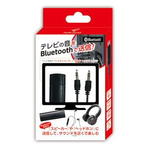 Bluetooth 送信機 TM-06 KABT-001B bluetooth ワイヤレス ブルートゥース ブルーレイ DVD観賞 イヤホン 音楽 ミュージック