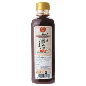 富良野 ふらの 野菜ソース 中濃 500g ソース|recommendo