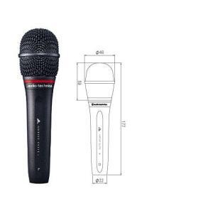 audio-technica / AE6100 ダイナミック マイクロフォン