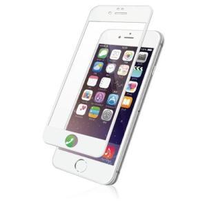 エレコム iPhone6s/6用フィルム/3D/防指紋/反射防止/ホワイト 代引不可|recommendo