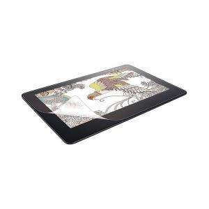 ワコム16インチ液晶ペンタブレットの液晶画面を傷や汚れから守る、指紋防止ペーパーライク反射防止タイプ...