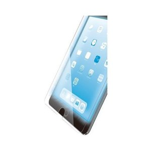 ガラス特有のなめらかな指滑りを実現するブルーライトカット仕様のiPad mini 2019年モデル、...