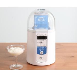 プレーンヨーグルト・飲むヨーグルト・発酵食品が自宅で簡単に手作りできるヨーグルトメーカーです。 商品...