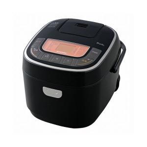 アイリスオーヤマ 米屋の旨み 銘柄炊き ジャー炊飯器 5.5合 RC-MC50-B 代引不可