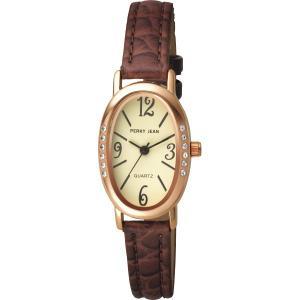 パーキージーン パーキージーン レディース腕時計 ブラウン 装身具 婦人装身品 婦人腕時計 PW003‐006
