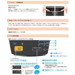 タイガー魔法瓶 蒸気レスVE電気まほうびん とく子さん 3.0L PIM-A300-T ブラウン 電気ポット recommendo 04
