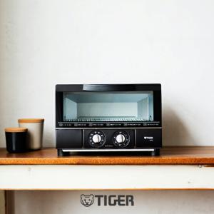 タイガー魔法瓶 オーブントースター  KAE-G13N K マットブラックJAN4904710420...