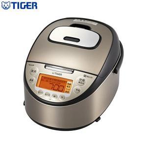 タイガー魔法瓶 IH炊飯ジャー 炊きたて 5.5合 JKT-J101 TP パールブラウン 炊飯器|recommendo