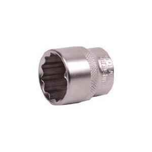 TRUSCO ソケット 12角 差込角12.7 対辺10mm TS4-10W レンチ・スパナ・プーラ・ソケット recommendo