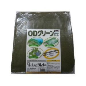 ユタカ #3000ODグリーンシート 5.4mx5.4m OGS-13 シート・ブルーシート