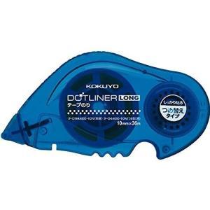 メーカー:コクヨ 品番:タ-D4400-10 JANコード:4901480254050 <テープのり...