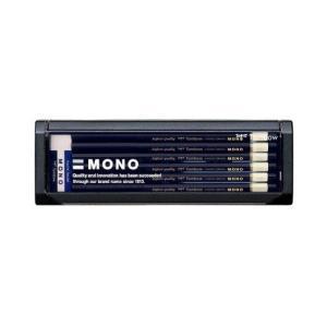 トンボ鉛筆 MONO 鉛筆 モノ HB MONO-HB 1ダース