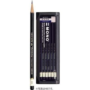 トンボ鉛筆 MONO 鉛筆 モノ F MONO-F 1ダース