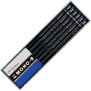 トンボ鉛筆 鉛筆 MONOR 3B MONO-R3B 1ダース プラケース MONO-R3B