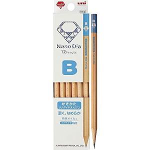 三菱鉛筆 鉛筆 6角 B NDH K6906B