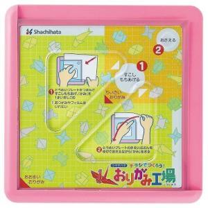 シャチハタ おりがみ工場 ピンク ZPC-A2/H