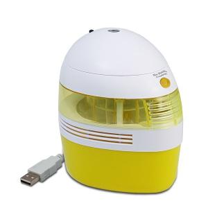 (まとめ)アーテック イルミネーション&加湿器(黄) 〔×40セット〕|recommendo