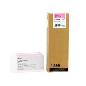 (まとめ) エプソン EPSON PX-P/K3インクカートリッジ ビビッドライトマゼンタ 700m...