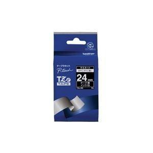 (業務用30セット) brother ブラザー工業 文字テープ/ラベルプリンター用テープ 〔幅:24...