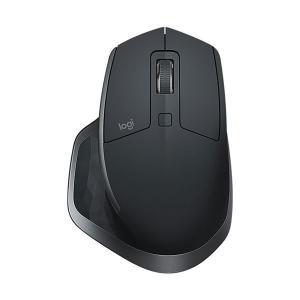 ロジクール MX MASTER 2Sワイヤレスマウス グラファイト コントラスト MX2100sGR...