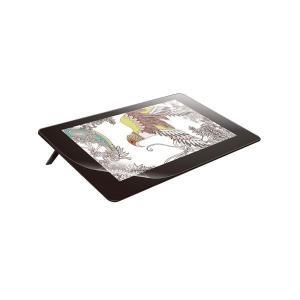 エレコム Wacom Cintiq Pro 32/保護フィルム/ペーパーライク/上質紙タイプ TB-...