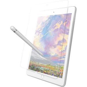 バッファロー(サプライ) iPad 10.2 紙感覚フィルム ブルーライトカット BSIPD19102FPLBC|リコメン堂