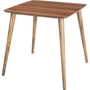 【商品名】ダイニングテーブル 【Tomte】トムテ 正方形 木製(天然木) TAC-241WAL