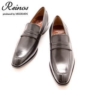 Reinos レイノス RM3003 ブラック ダークブラウン produced by MEERMIN(メルミン)|recommendo