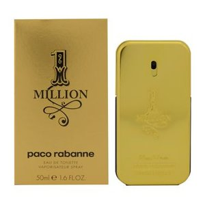 PACO RABANNE パコ ラバンヌ ワンミリオン EDT/50mL メンズ 香水|recommendo