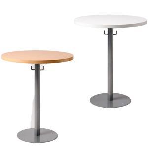 テーブル ラウンドテーブル 円形 幅80 ミーティングテーブル 丸テーブル 会議テーブル カフェテー...