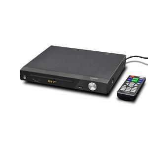 ベルソス 据置 DVDプレーヤー AV/HDMIケーブルタイプ VS-DD202|recommendo