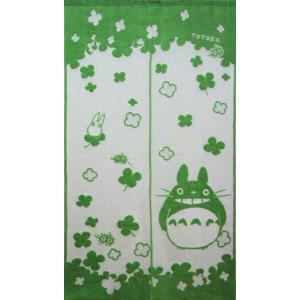 ジブリ暖簾 パイルトトロ のれん タペストリー 間仕切り カーテン(代引き不可)|recommendo