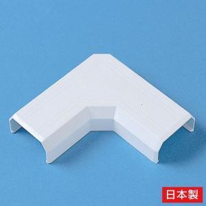 サンワサプライ ケーブルカバー L型、ホワイト CA-KK26L 代引不可|リコメン堂