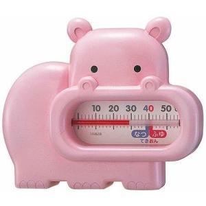 EMPEX エンペックス 浮型 湯温計 うきうきトリオ カバ TG-5133 ピンク