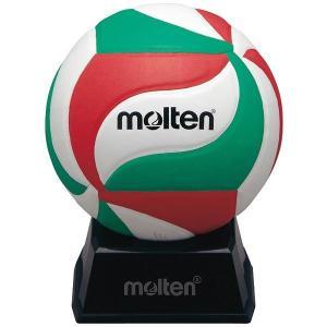 モルテン Molten サインボール 白×赤×緑 V1M500