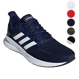 アディダス adidas FALCONRUN M F36201 ランニングシューズ 靴 メンズ レディース おしゃれ|recommendo