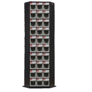 SHUTER シューター RFO-690 パーツキャビネット 回転式 業務用 部品 収納 パーツスタンド|recoshop