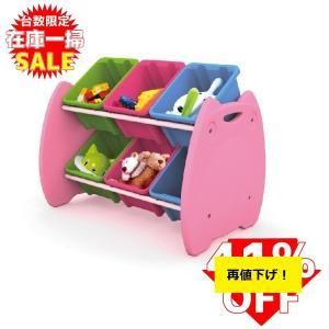 <再値下げ!>在庫一掃セール! おもちゃ 収納 おもちゃ箱 2段 livinbox EN-HA06-MX|recoshop