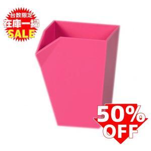 在庫一掃セール!ペン立て おしゃれ livinbox  ピンク PB-0707 5個セット|recoshop