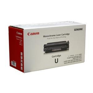 キャノン トナーカートリッジU【国内純正品】Canon モノクロ複合機 Satera MF3110,Satera MF3220,Satera MF5730,Satera MF5770|recycle-astm