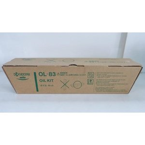 OL-83 オイルローラーキット【国内純正品】Kyocera Mita,京セラミタ【カラープリンター】ECOSYS LS-8000C ECOSYS LS-8000CD|recycle-astm
