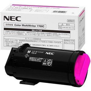 PR-L7700C-17 トナーカートリッジ マゼンタ 大容量 NEC【国内純正品】日本電気 カラープリンター ColorMultiWriter 7700C|recycle-astm