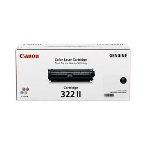 キャノン トナーカートリッジ322II_K ブラック 大容量【海外純正品】Canon カラープリンター LBP9600C,LBP9510C,LBP9500C,LBP9100C,LBP9200C|recycle-astm