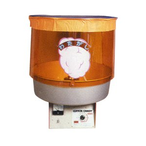 新品:全自動わた菓子機 CA-120型(YO-5型) recyclemart