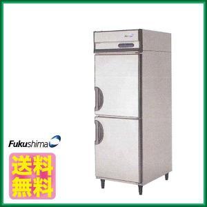 新品:フクシマ 業務用冷蔵庫 縦型 URN-060RM6 幅610×奥行650×高さ1950(mm)|recyclemart