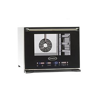 新品:エフ・エム・アイ(FMI) スチームコンベクションオーブン(スチコン) ウノックス 幅575×奥行755×高さ470(mm) 単相200V XV-055|recyclemart