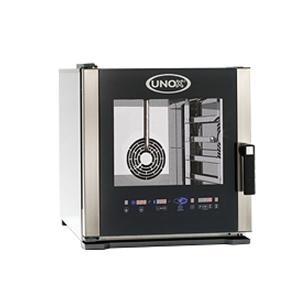 新品:エフ・エム・アイ(FMI) スチームコンベクションオーブン(スチコン) ウノックス 幅575×奥行770×高さ625(mm) 単相200V XV-205|recyclemart