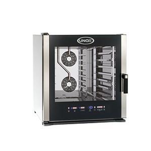 新品:エフ・エム・アイ(FMI) スチームコンベクションオーブン(スチコン) ウノックス 幅750×奥行770×高さ815(mm) 三相200V XV-505|recyclemart