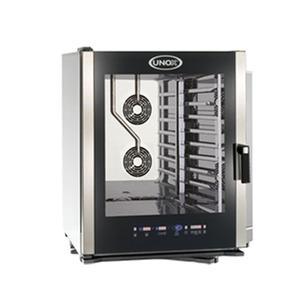 新品:エフ・エム・アイ(FMI) スチームコンベクションオーブン(スチコン) ウノックス 幅750×奥行770×高さ960(mm) 三相200V XV-705|recyclemart